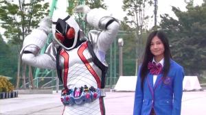 Kamen Rider Fourze & Jojima Yuuki