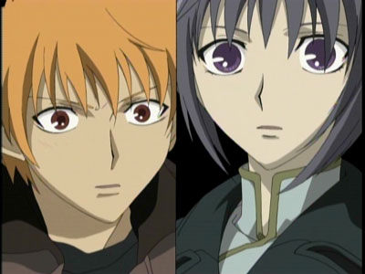 Fruits Basket Kyo And Yuki Fighting Yuki Sohma Age