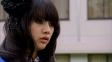 Como Tomoko, em Kamen Rider Fourze