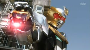 Copyright © TOEI. All rights reserved: Gosei Knight